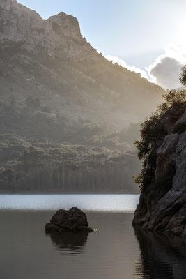 Gorg Blau in Tramuntana Mountains, Mallorca.