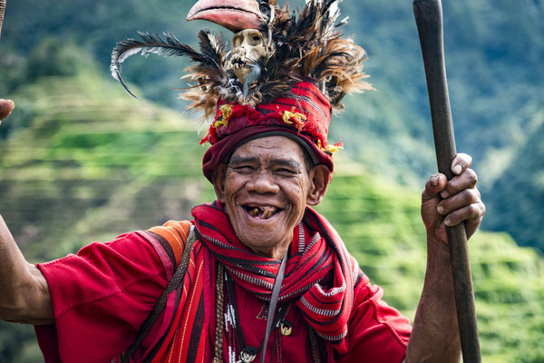 Banaue, Philippines.