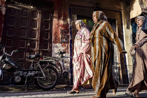 Old Medina of Marrakech.
