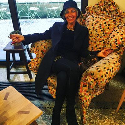 Cristina Baglioni Owner AB SUITE