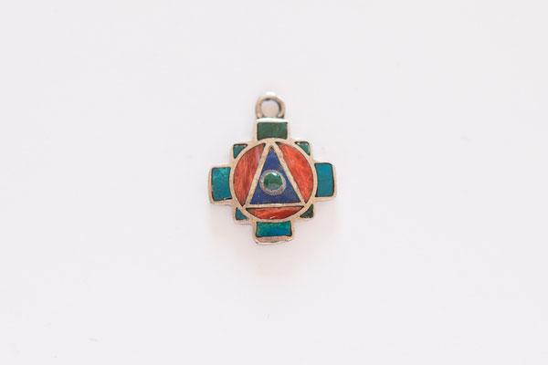 Trägt man das Andenkreuz ist man mit dem ganzen Universum verbunden.