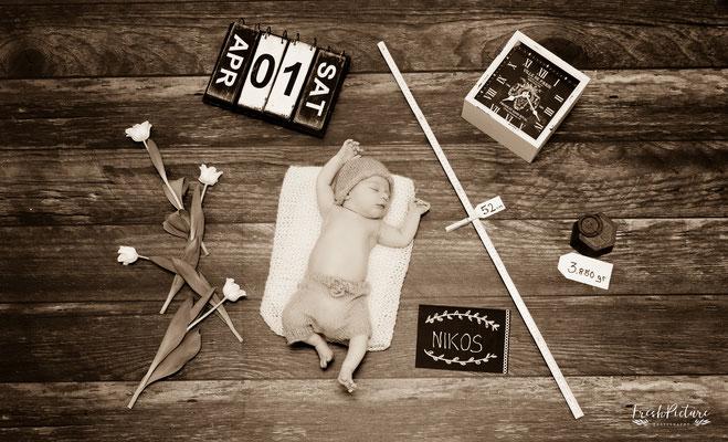 Babyfotografie Kehl und Gengenbach