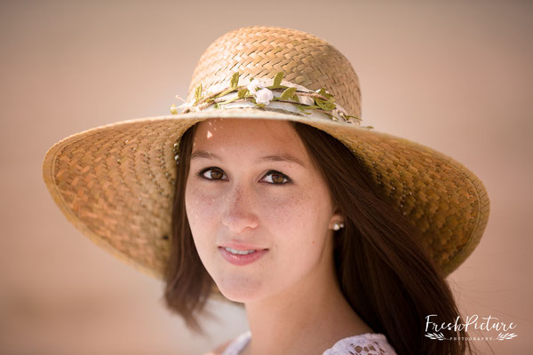Portraitfotos für die Verlobung