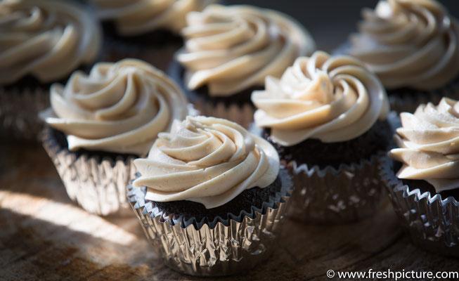 Cupcakes für die Hochzeit