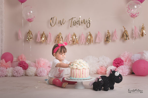 Cake Smash Fotos Offenburg