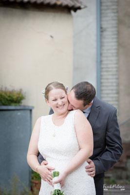 Romantische Hochzeitsfotos in Freiburg