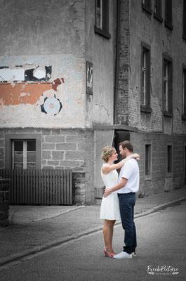 Moderne Hochzeitsfotos Baden-Baden