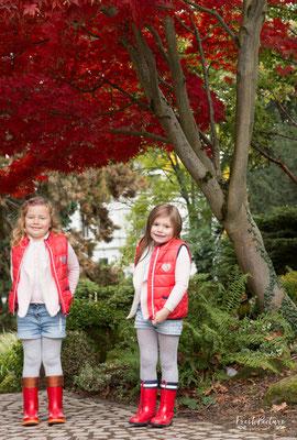 Fotos von Geschwisterkinder