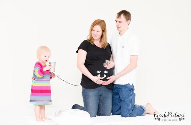 Schwangerschaftsfotos Freiburg lustig
