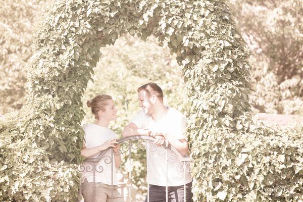 Romantische Verlobungsfotos in Gengenbach