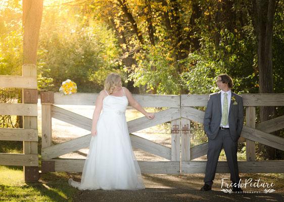 Rustikale Scheunen Hochzeit