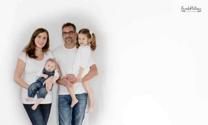 Exklusive Familienbilder
