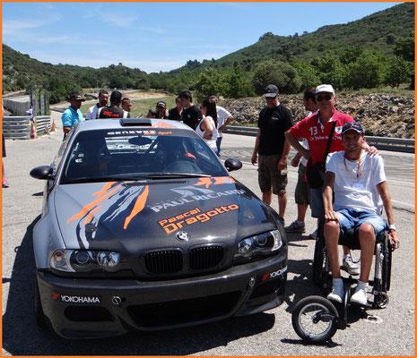 Course sur circuit: juin 2015
