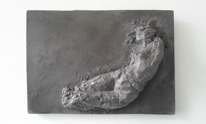 Visje - aluminiumcement - 20 x 28 cm