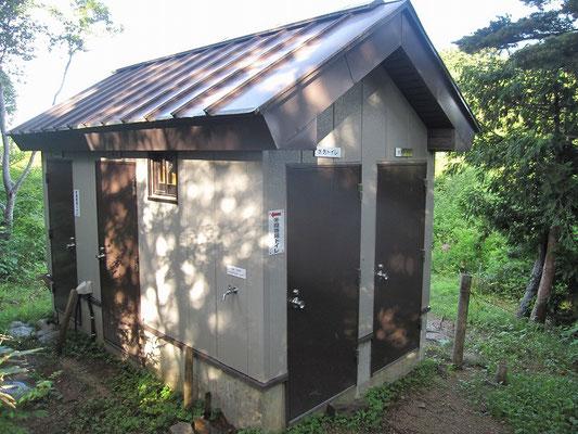 別棟のトイレ