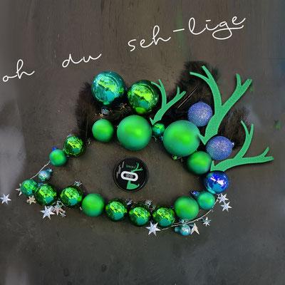 Smaragdaugenaufschlag  Lensbix Kontaktlinsenbehälter Aktuelles  Weihnachten
