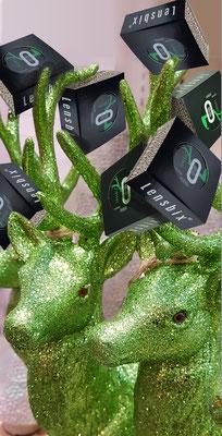 Hirschzeit Lensbix Kontaktlinsenbehälter Aktuelles Weihnachten