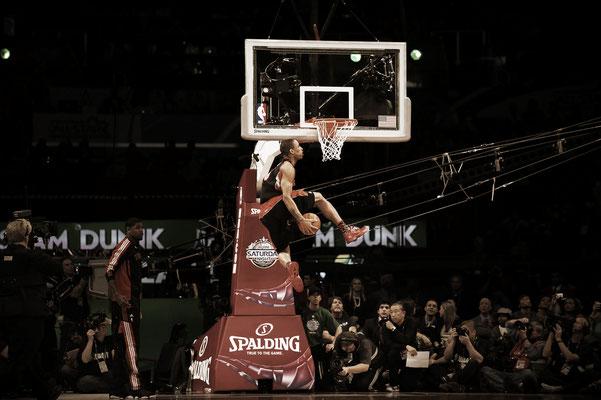 Spalding NBA Arena Basketball Backstop