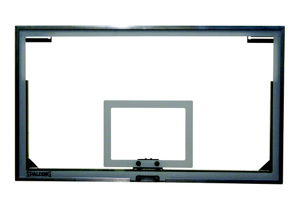"Spalding® Glass backboard 183 cm x 107 cm (72"" x 42"")"