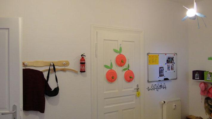 Die Tür zu unserem Geheimnis...