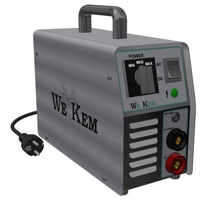 WELD CLEANOX - sistema elettrochimico macchina per il decapaggio inox