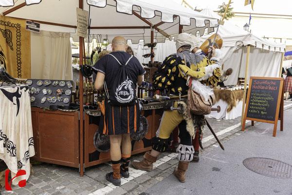 Mittelalterfest Zug 2019,