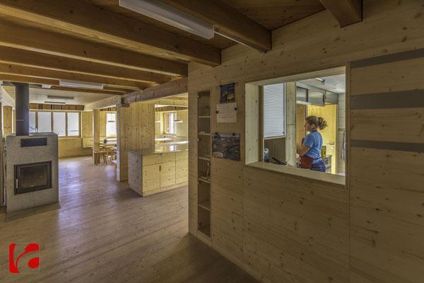 Lämmerenhütte SAC © Detlef Kohl — Reception