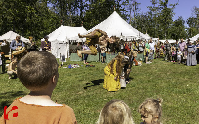 Middelalderdage Voergaard Slot 2019