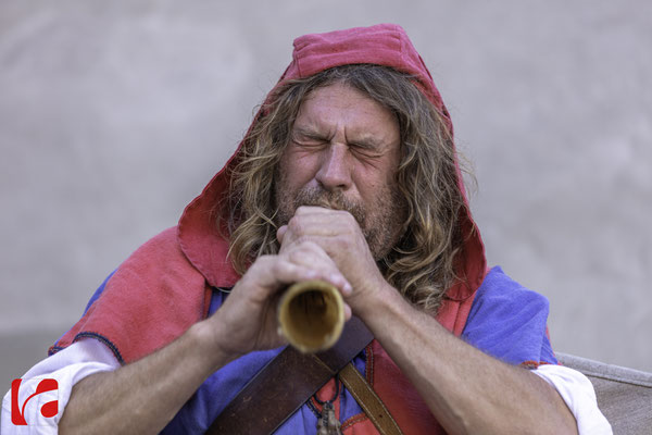 Mittelalterfest Zug 2019, Jürgen Hofmann, Schabernackrakeel