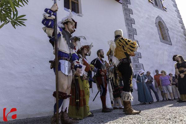 Mittelalterfest Zug 2019, Helle-Barden