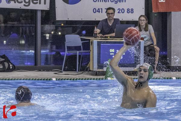 SC Frosch Ägeri - Swiss Team Men U19, 22.Feb. 2019, 22:15