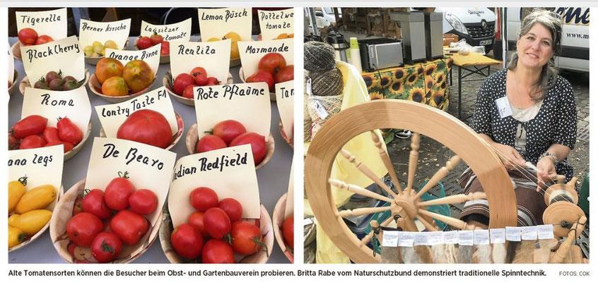 Öko-und Bauernmarkt Rinteln 2016 - SZ
