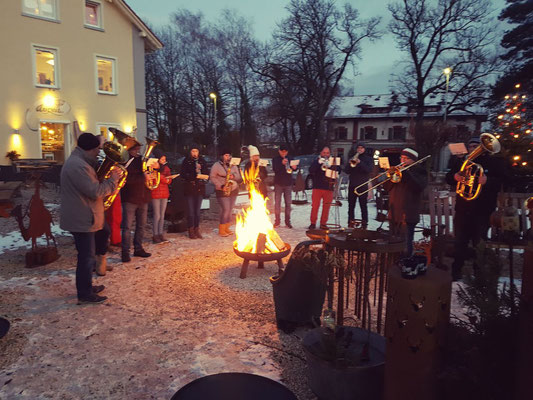 16.12.2017 - Weihnachtstreff bei Stangen Schmid
