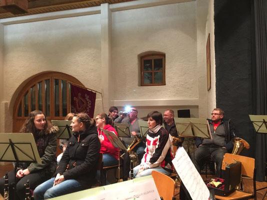 Konzertvorbereitungen