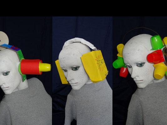 BG/BRG Weiz, kreativer Beitrag der Werkgruppe zu Gehörschutz