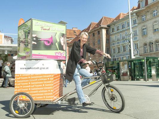 Lisa Rücker, Foto: Stadt Graz Umweltamt, Lampesberger_01