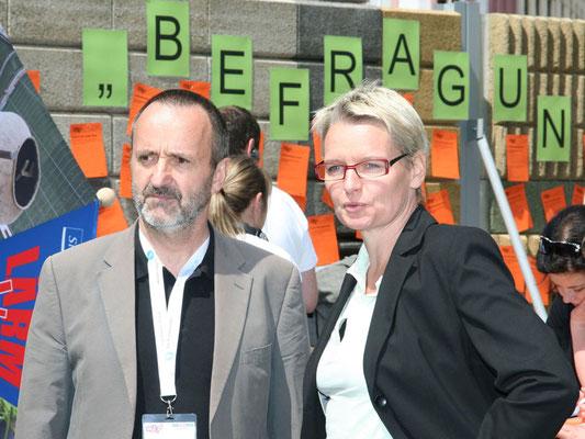 L. Rücker und H. Ofner