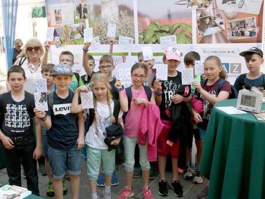 4. Klasse VS Wenigzell mit Geräusche-Sammelpass