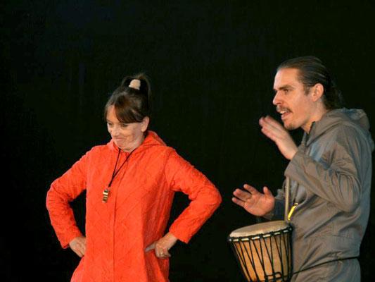 """Theaterstück """"Laut & Leise"""" von Theater Feuerblau_05"""