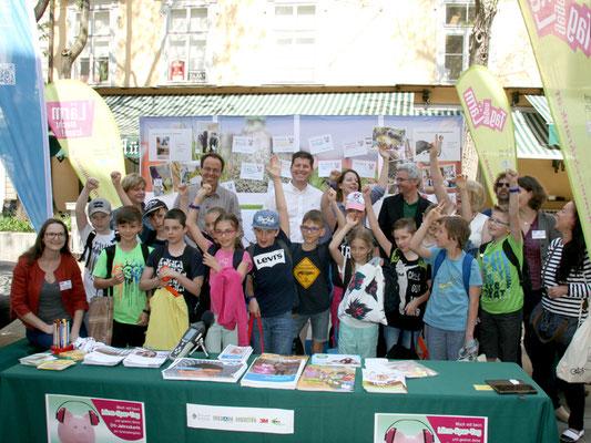 VS Wenigzell, Siegerklasse Schulwettbewerb