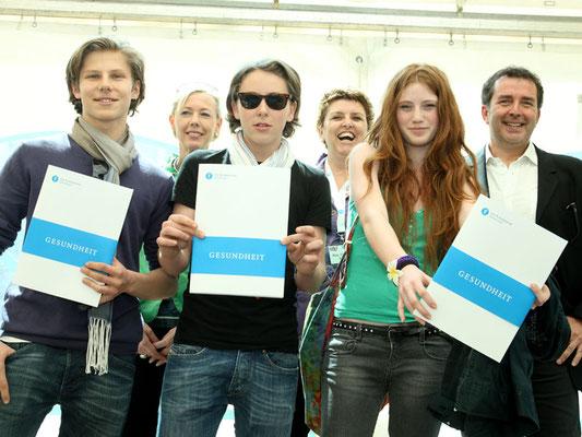 GewinnerInnen der Radiospots auf KRONEHIT
