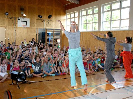 """Theaterstück """"Laut & Leise"""" von Theater Feuerblau_02"""