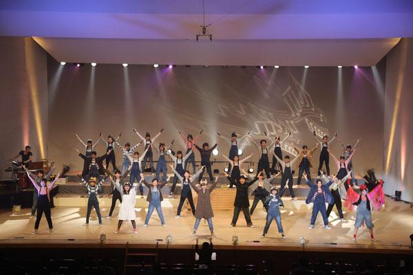 第Ⅳ部 ミュージカル色のパレット      「ブレーメンの音楽隊」