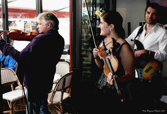 Didier Lockwood et le Bugala Quartet