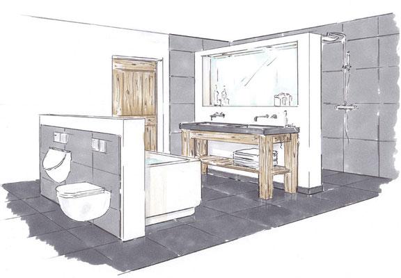 Verbouw Nieuwbouw Badkamer