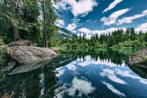 Crestasee / Schweiz