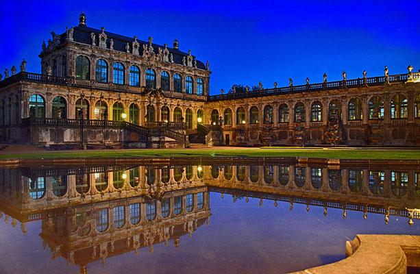 Zwinger / Dresden