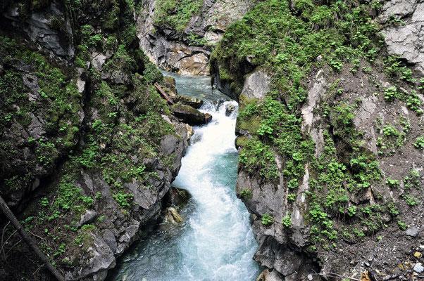 Rofflaschlucht N°6 / Graubünden - Schweiz