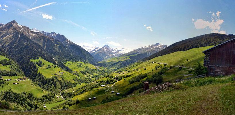 Lumbrein N°1 / Schweiz