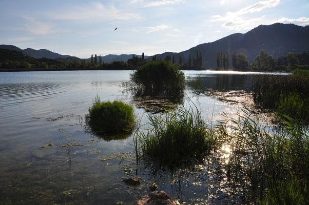 Bacina Lakes in Peracko Blato / Kroatien